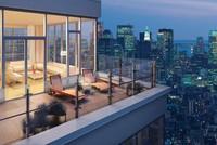 Cận cảnh những căn penthouse siêu sang tại Mỹ