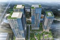 TNR Holdings ra mắt khu căn hộ GoldSeason