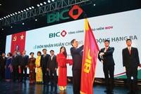 BIC đón nhận Huân chương Lao động Hạng Ba