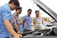 Bảo hiểm xe cơ giới cạnh tranh bằng…  garage!
