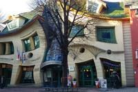Những kiến trúc đẹp và lạ nổi tiếng thế giới