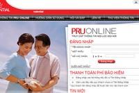 Bảo hiểm chạy đua cung ứng thanh toán phí online