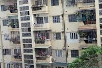 Thị trường địa ốc cân bằng hơn với một loạt dự án bình dân