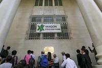 Thị trường chứng khoán Myanmar: Bước đi nhỏ về đúng hướng