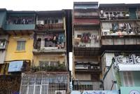 """Dân chung cư Hà Nội: """"Tháp Pisa còn chưa đổ, sao tôi lại phải đi""""?"""
