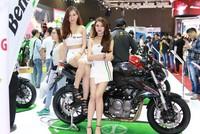 Sức nóng của thị trường xe máy nhìn từ Motorcycle Show 2016