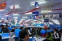 Trần Anh mở siêu thị điện máy rộng 1.700 m2 tại Thái Bình