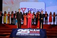 TPBank: sẽ đạt tiêu chuẩn 5 sao trong năm 2016
