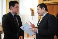 Một ngày học MBA với Chủ tịch FPT Trương Gia Bình