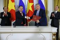 Rosneft và Tập đoàn Dầu khí Việt Nam hợp tác phát triển lọc hóa dầu