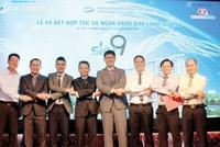 Đất Xanh Miền Nam ký kết hợp tác Dự án Sky 9 với N.H.O