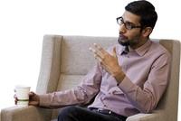"""Sundar Pichai, người đưa Google thành """"kẻ đóng thế vĩ đại"""""""