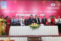 PVI và Techcombank bắt tay hợp tác