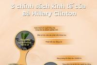 [infoGraphics] 3 chính sách kinh tế của Hillary Clinton