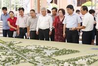 BRG hỗ trợ quy hoạch hai bên tuyến Nhật Tân – Nội Bài