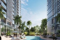 Chính thức giới thiệu tòa Luxury 6 - Dự án Vinhomes Golden River