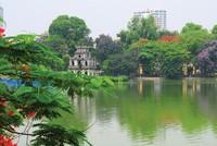 Sẽ quy định kích cỡ biển hiệu quảng cáo quanh Hồ Hoàn Kiếm