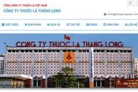 Thuốc lá Thăng Long bị tố cản trở thầu bảo hiểm