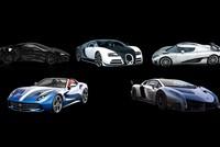 [interActive] 5 siêu xe đắt giá nhất thế giới