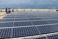 Phấp phỏng dự án pin mặt trời 1 tỷ USD tại Bắc Giang