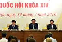 Ngày mai (20/7), khai mạc kỳ họp thứ nhất, Quốc hội Khóa XIV