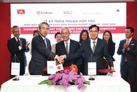 BRG, SeABank hợp tác với Michinoku Bank