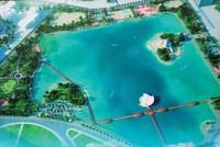 Hà Nội xây dựng Dự án Công viên hồ điều hòa Cầu Giấy