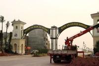 Sudico mở bán Khu đô thị mới Nam An Khánh trong quý III