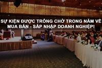 Diễn đàn Mua bán - Sáp nhập lớn nhất Việt Nam khai mạc ngày 18/8 tại TP. HCM