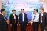 Bình Dương tăng cường thu hút nhà đầu tư Hàn Quốc