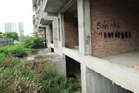 Tồn kho bất động sản, giảm nhưng vẫn căng
