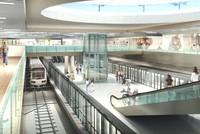 Đề xuất doanh nghiệp Nhật Bản thực hiện Dự án trung tâm thương mại ngầm Bến Thành