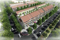CEO Group chuẩn bị mở bán shophouse tại Sunny Garden City