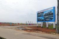 """Dự án Khu đô thị Nam Vĩnh Yên của DIC Corp: """"Giấc mộng 4 sao"""" có phá sản?"""