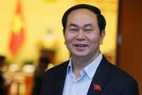 Chủ tịch nước Trần Đại Quang sắp thăm cấp Nhà nước tới Brunei và Singapore
