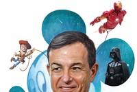 """Bob Iger, người khai phá """"mỏ vàng"""" cho đế chế Walt Disney"""