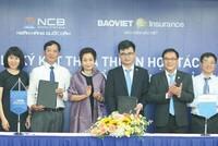 NCB và Bảo hiểm Bảo Việt ký kết  thỏa thuận hợp tác