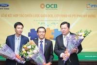 OCB hợp tác với City Ford và Bảo hiểm PTI Phú Mỹ Hưng