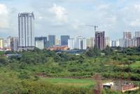Hà Nội kiểm tra xử lý vi phạm đất đai tại nhiều quận, huyện