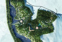 Chấp thuận đầu tư Khu du lịch Thung lũng xanh