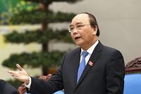 Thủ tướng Nguyễn Xuân Phúc sẽ thăm chính thức Trung Quốc