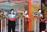 SHB khai trương ngân hàng 100% vốn tại Campuchia