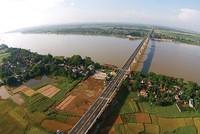 Hà Nội đồng ý chủ trương nghiên cứu lập quy hoạch dọc hai bên sông Hồng