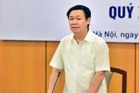 Phó Thủ tướng Vương Đình Huệ yêu cầu nghiên cứu dỡ bỏ trần lãi suất huy động 6 tháng