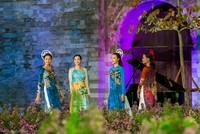 Những hình ảnh ấn tượng tại đêm Festival áo dài Hà Nội