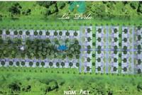 Bình Thuận duyệt Quy hoạch 1/500 Khu biệt thự La Perla Villas Resort