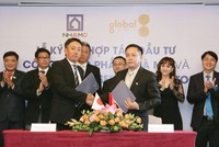 Tập đoàn The Global Group (Nhật Bản) hợp tác toàn diện với Nhà Mơ