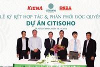 Danh Khôi Á Châu độc quyền phân phối Dự án Citisoho