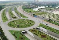 Khu chức năng đô thị Nam Đại lộ Thăng Long được xây tối đa 39 tầng