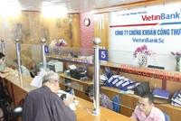 VietinbankSC đạt hơn 102 tỷ đồng lợi nhuận